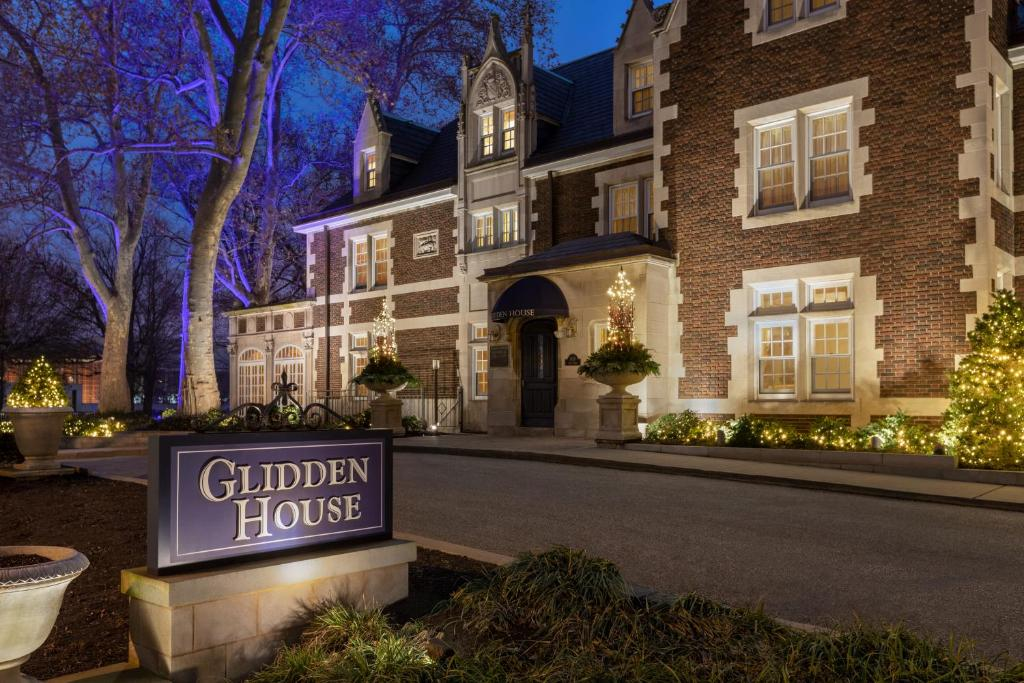 the glidden house cleveland updated