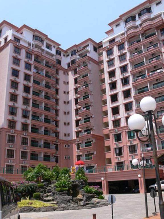 Apartment Marina Inium Sabah
