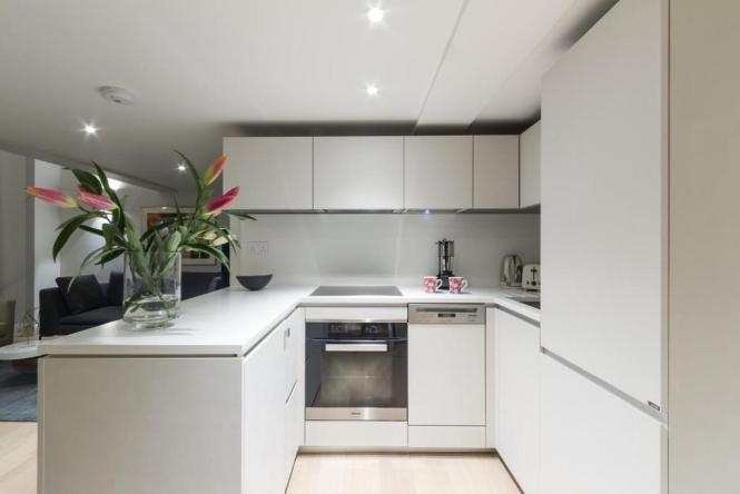 One Bedroom Luxury Apartment London