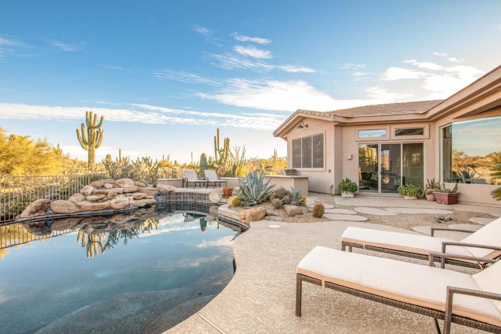 desert paradise home scottsdale az