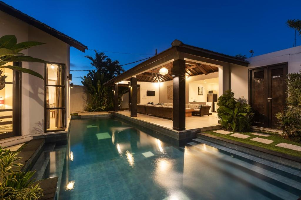 Villa Dipta 6 Bedroom Kuta Updated 2020 Prices