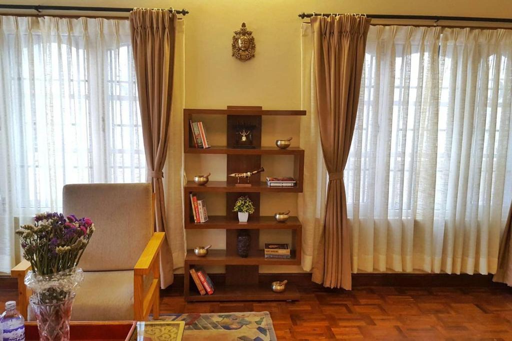 apartment artistic designer kathmandu