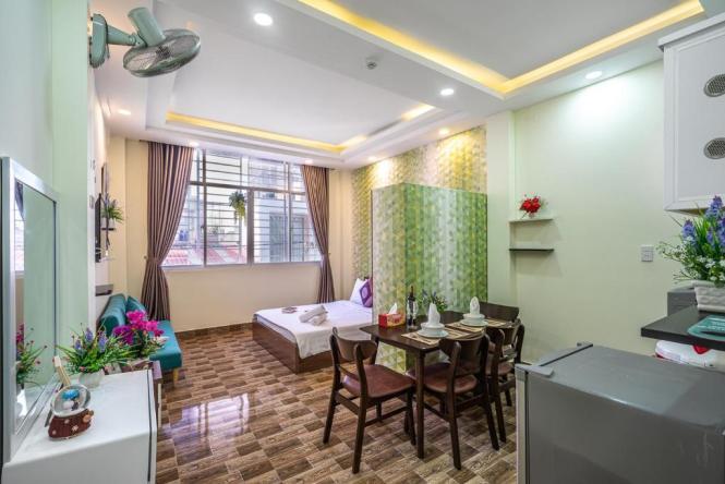Full House Serviced Residence Ho Chi