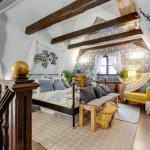 Apartment Incredible 2br And 2ba Loft In Heart Of Prague With Amazing Views Czech Republic Booking Com