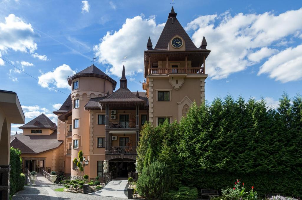 Hotel Resort&Spa Kamelot, Кам'яниця – оновлені ціни 2021 року
