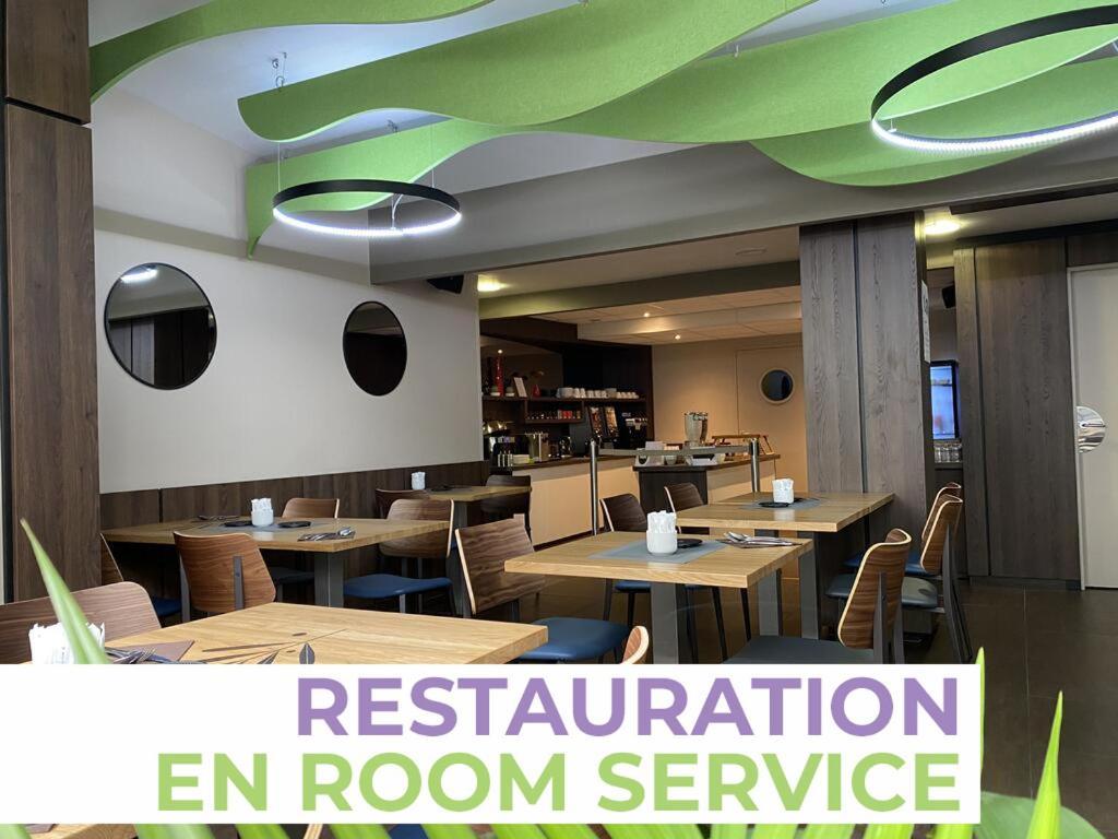 la paix hotel contemporain brest centre