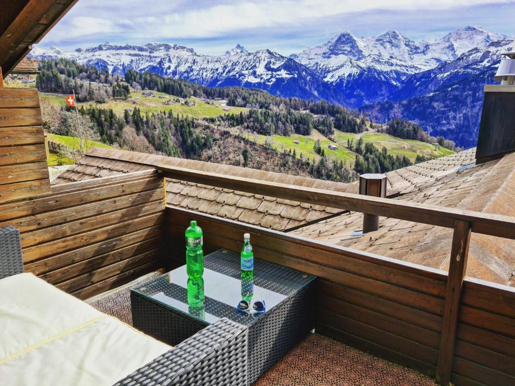 Chalet Lilo 2 Zimmer Top Mountain View Beatenberg Updated 2021 Prices