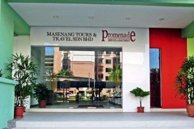 Promenade Service Apartment Kota