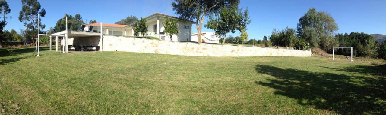 villa piscine portugal coucieiro