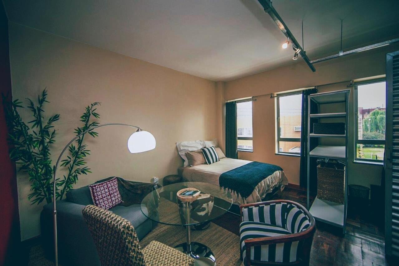 Apartment Cozy Modern Living In Maboneng 104 Johannesburg South Africa Booking Com
