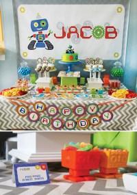 15+ Boy Birthday Parties - Classy Clutter