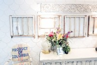 DIY Scalloped Accent Wall