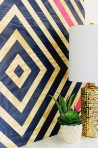 Easy Patterns To Paint With Tape   www.pixshark.com ...