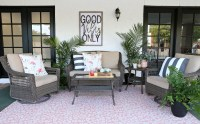 Palm Springs Inspired Patio Decor - Classy Clutter