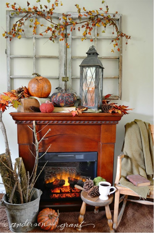 Beautiful Fall Decor Ideas For Your Home Clean And Scentsible