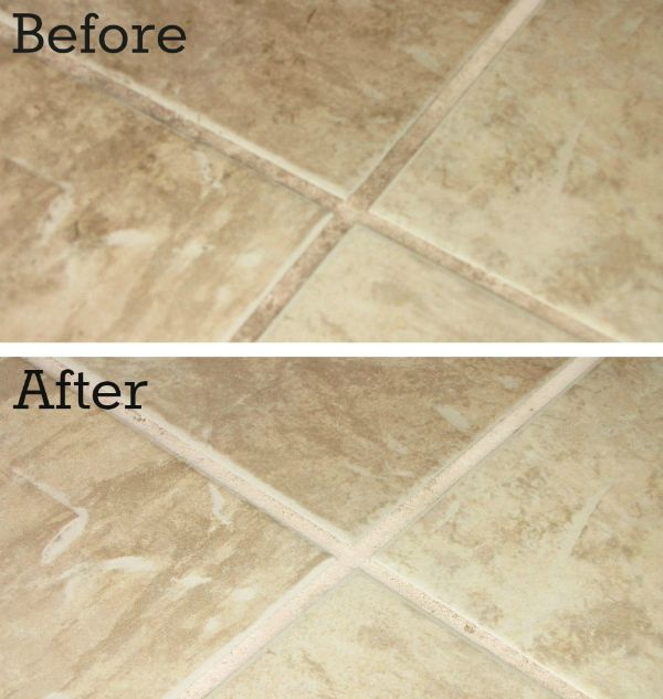 How to Clean Grout  Clean and Scentsible