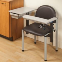 Blood Draw Chair Cheap Lounge Medical Tables Cabinets Pediatric Clinton Industries Sc Series Drawing Chairs