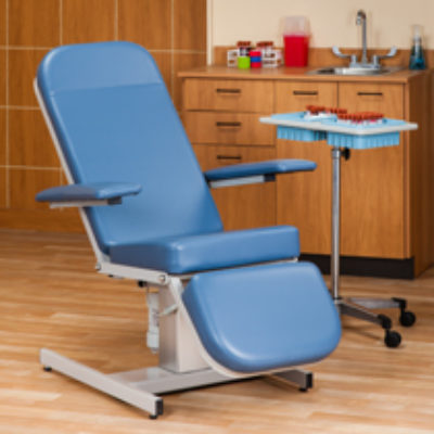 blood draw chair neutral posture balance medical tables cabinets pediatric clinton industries recliner series drawing chairs
