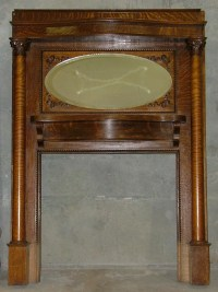 Victorian Fireplace Mantel | Collectors Weekly
