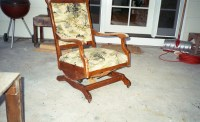 Great-grandmother's chair | Collectors Weekly