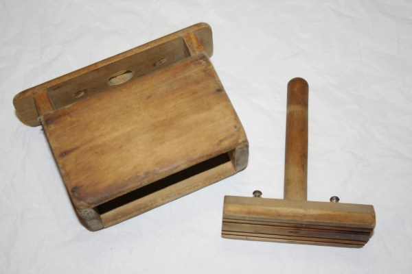 Wooden Butter Mold Collectors Weekly