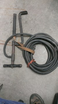 Fire hose and pump   Collectors Weekly