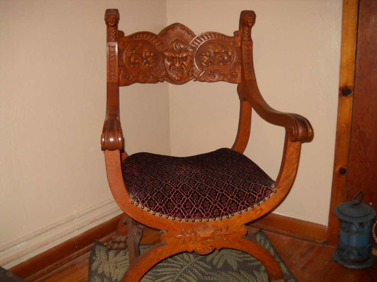 a chair for my mother executive mesh office in law 39s collectors weekly