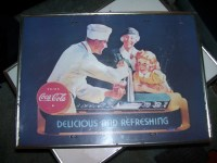 vintage coca-cola table   Collectors Weekly
