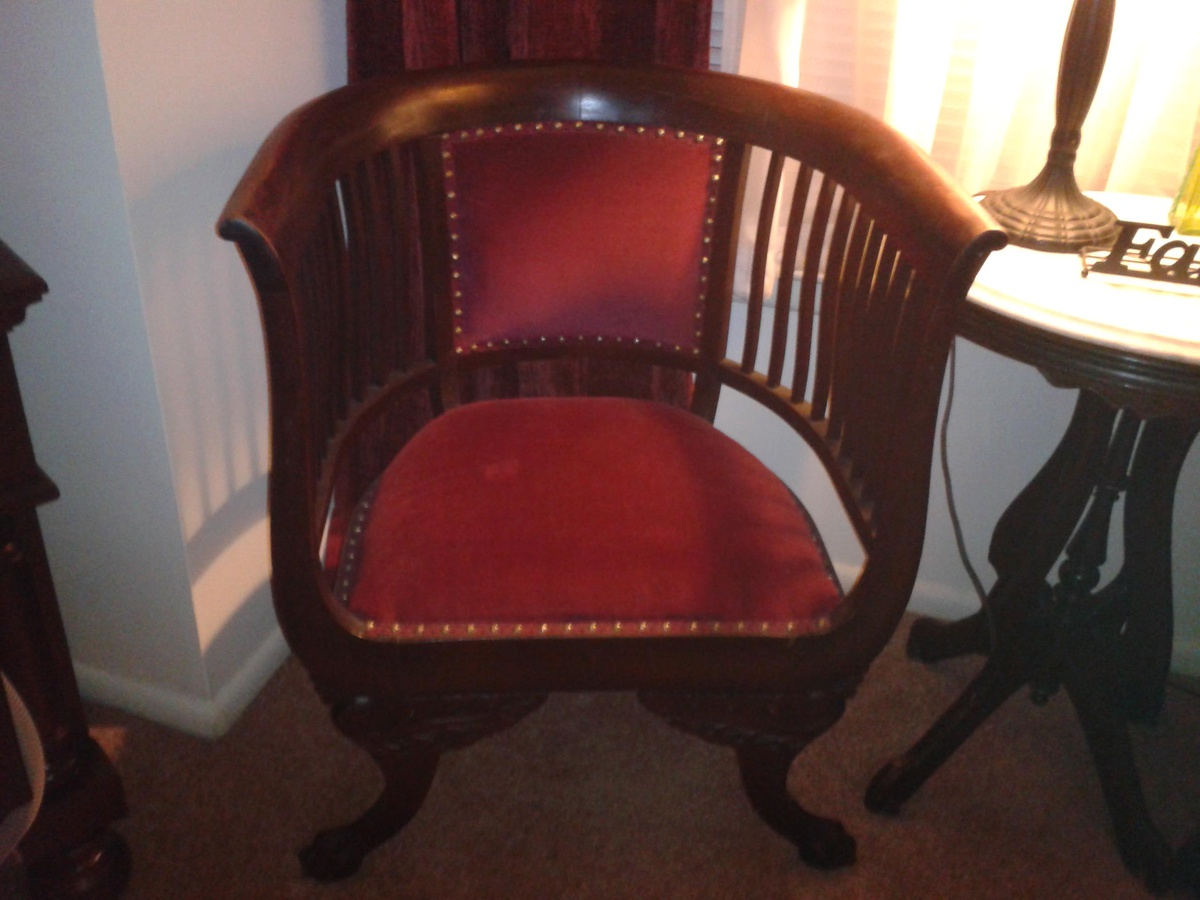 old wooden barrel chairs top rated high antique chair collectors weekly