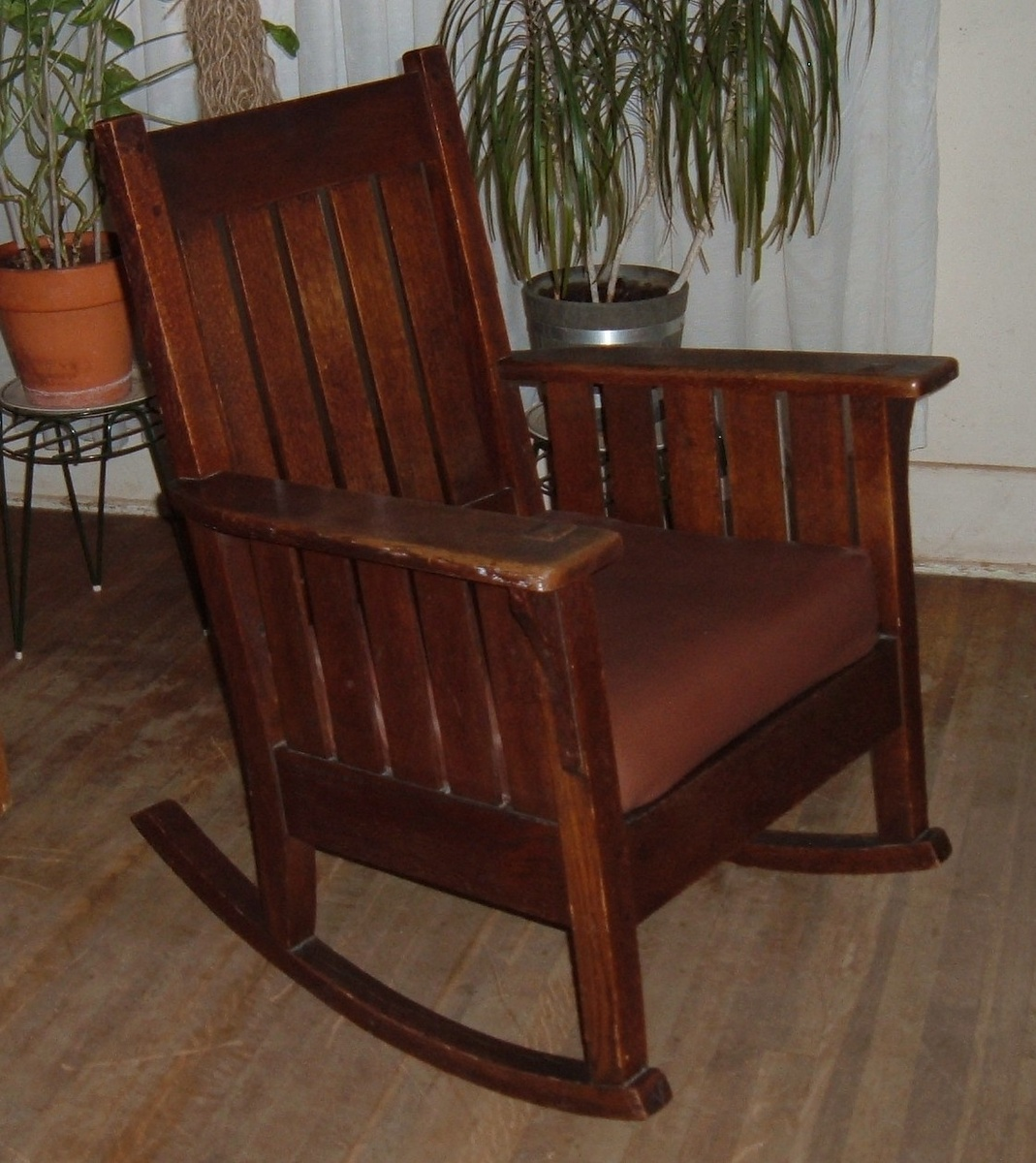 Rocky Chair Mission Rocking Chair Collectors Weekly