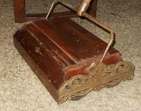 Bissell American Queen Carpet Sweeper 1899 | Collectors Weekly