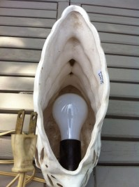 Old Ceramic Swan Lamp | Collectors Weekly