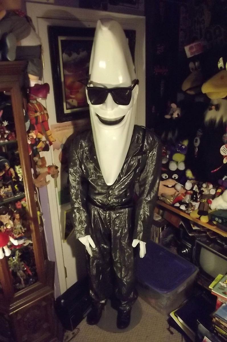 Mac Tonight Walkaround Costume  Collectors Weekly