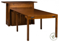 Buffet with murphy table | Collectors Weekly
