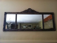 Antique mantel mirror - mission accomplished | Collectors ...