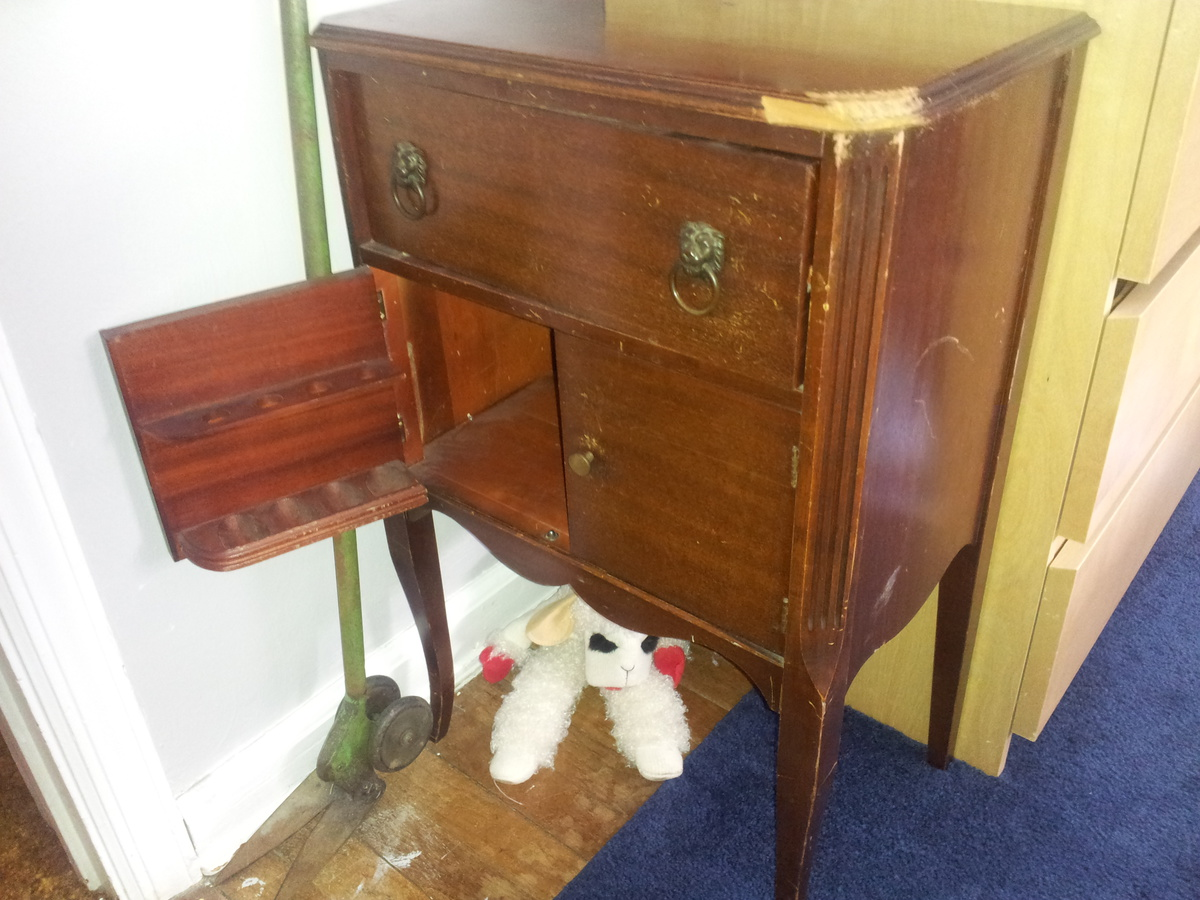 Antique Smoking Pipe Cabinet Early 1900s  Collectors Weekly