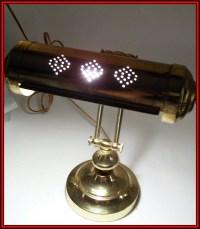 Vintage Brass Desk Lamp   Collectors Weekly