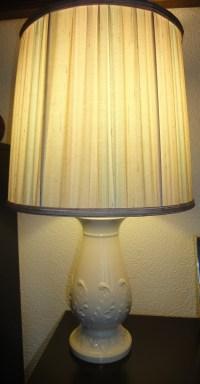 Antique Wedgewood Lamp