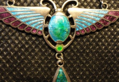 Egyptian Revival Jewelry Collectors Weekly