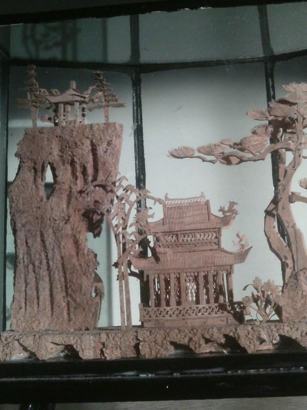 Asian Cork Art Collectors Weekly