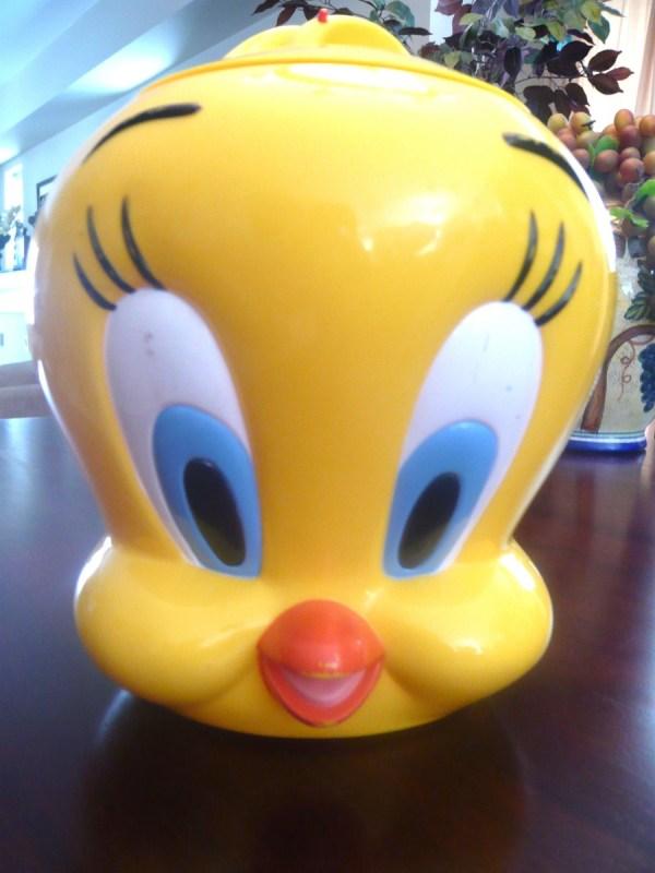 Talking Tweety Bird Cookie Jar Collectors Weekly