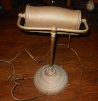 Vintage Piano (or Desk) Lamp   Collectors Weekly