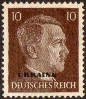 1943  German Occupation of Ukraine Postage Stamps  Collectors Weekly