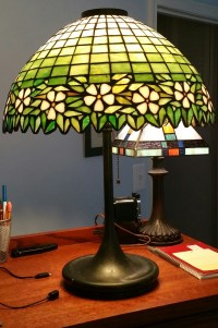 Unique lamp and shade | Collectors Weekly