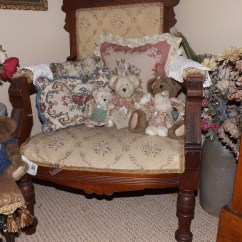 Eastlake Victorian Parlor Chairs And Table Rental Chair Collectors Weekly