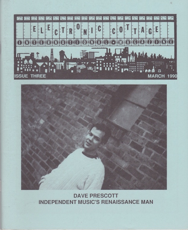 The third issue of Hal McGee's