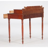 Paint-Decorated Dressing Table | Cowan's Auction House ...