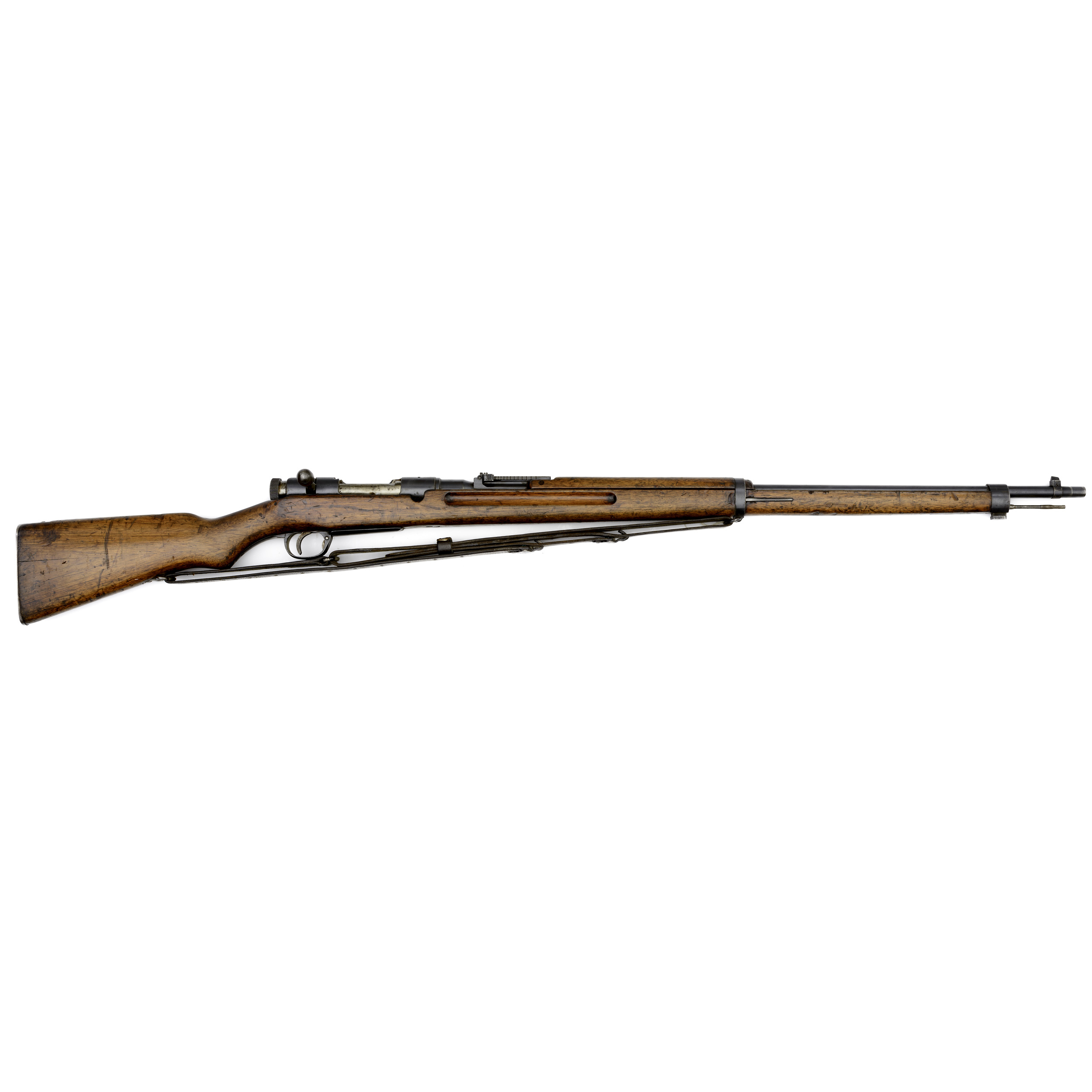 Japanese Type 38 Bolt Action Rifle