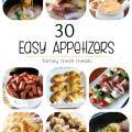 30 easy appetizers people love familyfreshmeals com