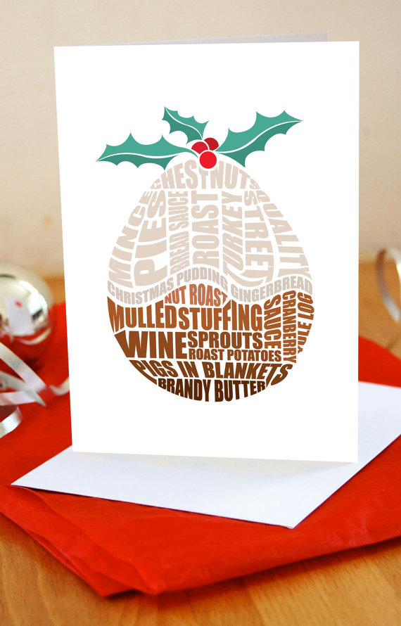 Foodista 3 Super Cute Foodie Christmas Cards